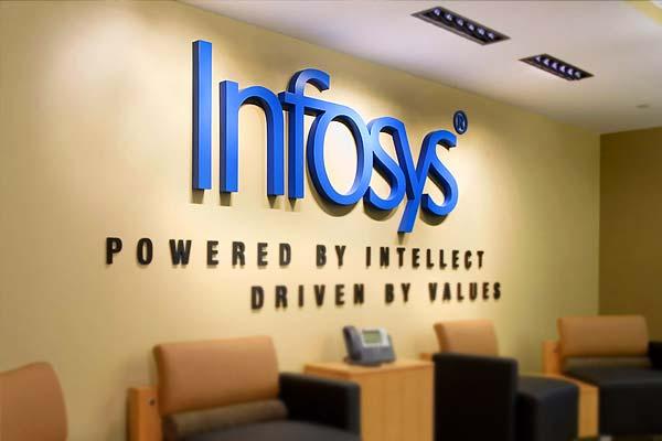 Infosys Q1 net profit up 12.4% to Rs 4,272 crore