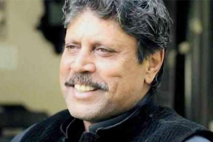 Was scared of him Kapil Dev on how former Indian skipper S Venkataraghavan fired up on seeing him