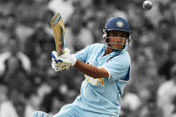 My coach did not go out in the middle to play Wasim McGrath and Shoaib I did Sourav Ganguly on being