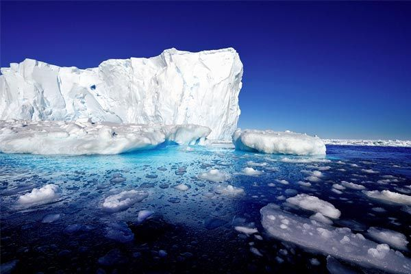 Global warming melts even stable Antarctic ice making scientists worried