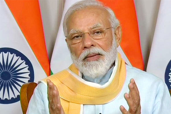 PM Modi launches high-throughput COVID-19 testing facilities in three cities via video conference