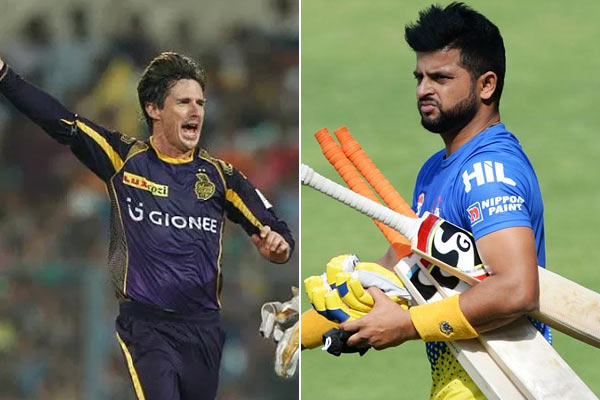 I do not think there is a role for Suresh Raina in Indian Cricket Brad Hogg