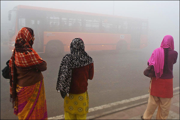 Air pollution shortened average Indian life expectancy by 5.2 years