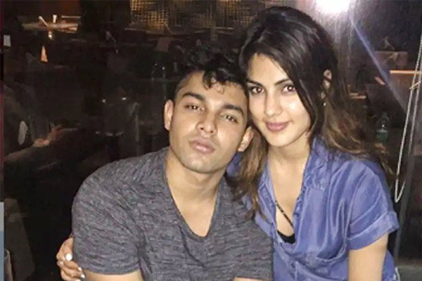 Bihar police to investigate financial documents of two companies headed by Rhea Chakraborty brother