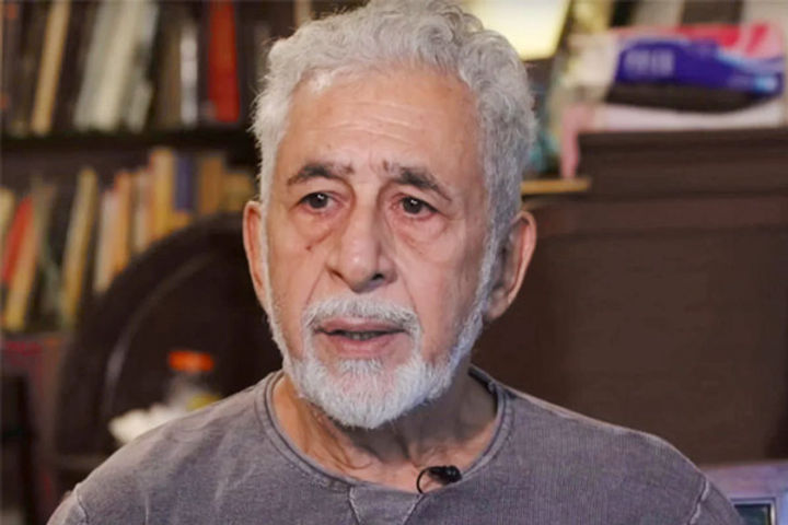 It is foolish to imagine that movie palaces will last forever Naseeruddin Shah
