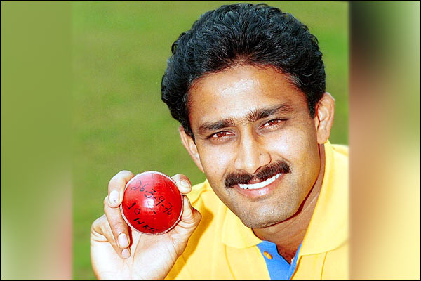If DRS had been there I would have got the 10-for earlier Anil Kumble