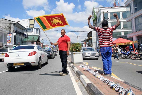 Voting for parliamentary elections to be held in Sri Lanka today 7452 candidates are in the fray
