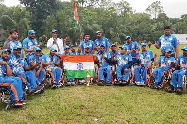 India  wheelchair cricketers urge BCCI to acknowledge their efforts