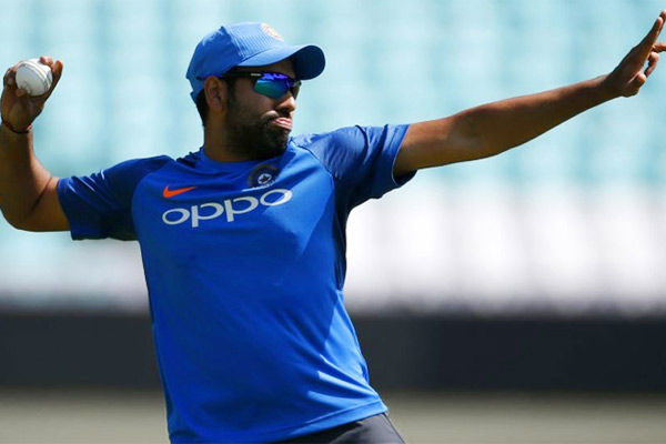 Longest gap in my career without holding a bat Rohit Sharma gears up for challenging IPL 2020