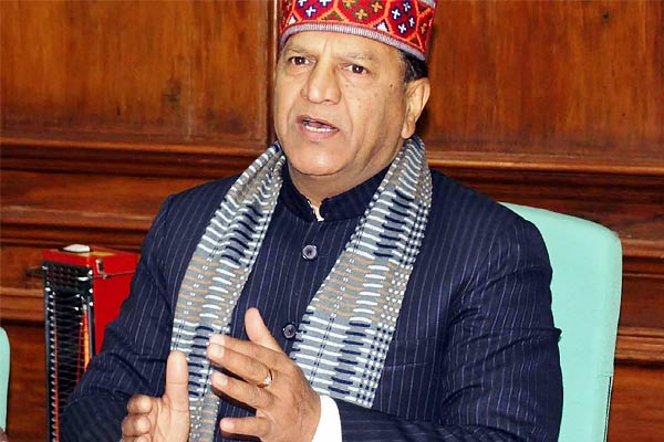 Himachal BJP chief goes into quarantine even as Covid19 report comes negative