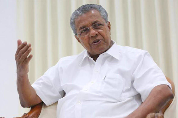 CM Pinarayi Vijayan asks all agencies to engage in rescue operations PM Modi speaks to Kerala CM