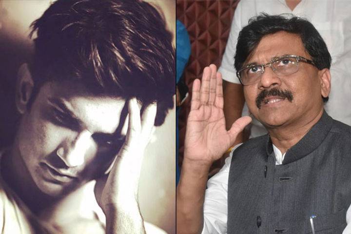 Sushant was upset with father decision to re-marry Shiv Sena MP Sanjay Raut