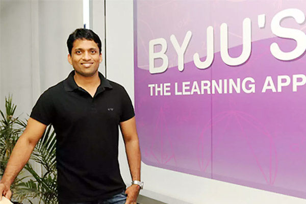 Byju founder explained how his six-year-old son observation helped him in a $300 million deal