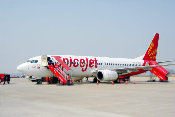 SpiceJet passengers will now get boarding pass over the phone web check-in will be available from Wh