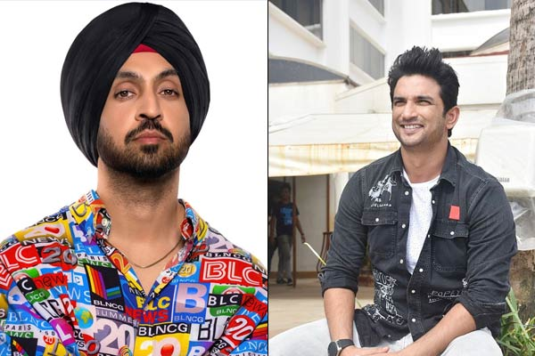 Unable to digest the suicide theory Diljit Dosanjh on Sushant Singh Rajput death