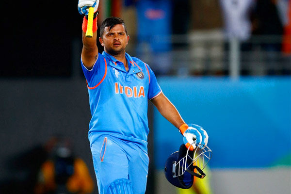 I had multiple surgeries setbacks & moments when I felt this is it Suresh Raina shares official s