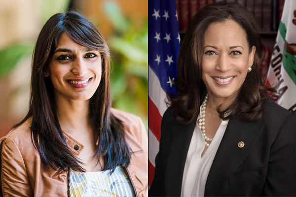 Kamla Harris appointed Indian-American Sabrina Singh as her press secretary