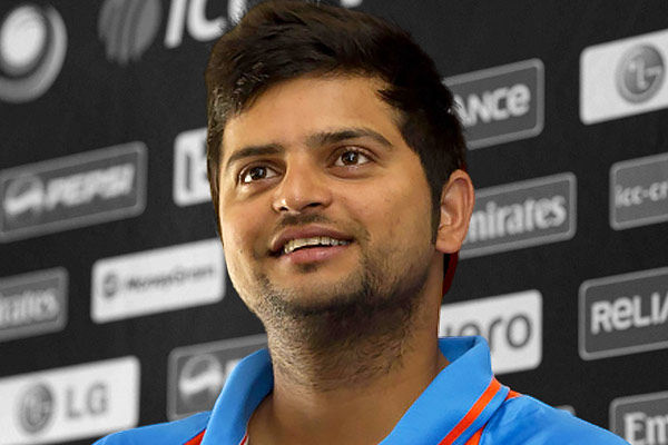 Suresh Raina numbers could&rsquove been better had he batted higher up the order Rahul Dravid