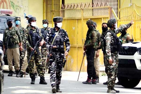 100 companies of paramilitary forces to be recalled from Jammu and Kashmir Central Government