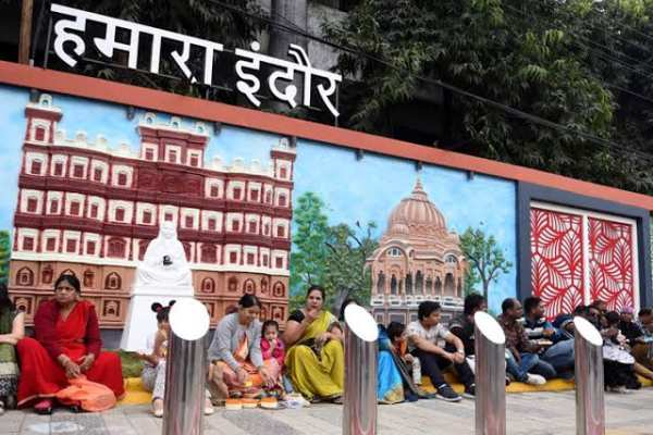 Indore again becomes India cleanest city Swachh Survekshan 2020 results declared
