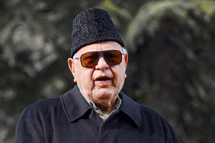 This is not Gandhi India says NC chief Farooq Abdullah