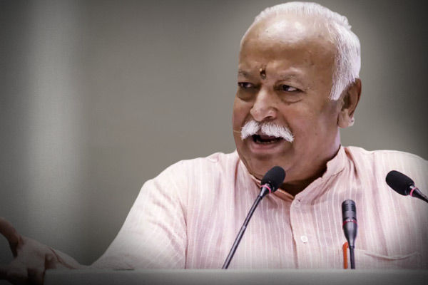 Sangh chief Mohan Bhagwat will communicate with millions of people