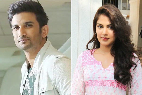 Rhea Chakraborty did not even offer condolences to the family Sushant Family lawyer