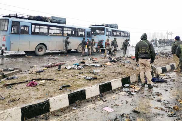 Pulwama attack NIA will file 5,000-page charge-sheet naming Azhar soon