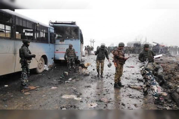 Pulwama attack NIA can file charge sheet today 20 accused including Masood Azhar made accused
