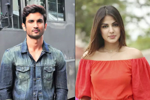 Rhea Chakraborty denies drug angle Lawyer claims She has never consumed drugs in lifetime