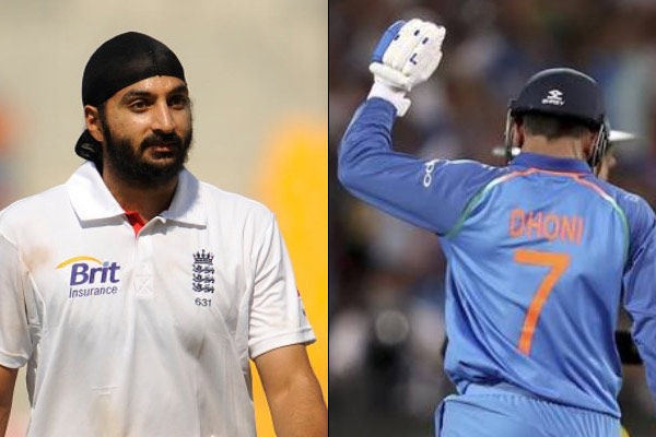 MS Dhoni believed I did not understand Hindi but I understood every word Monty Panesar