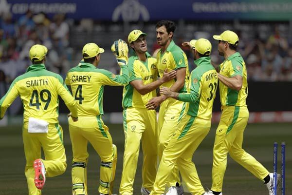 Australian cricketers restricted from using sweat to shine ball on England tour