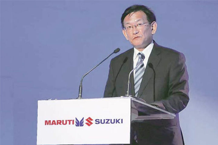 Maruti Suzuki India MD and CEO