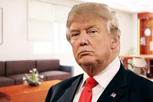 Nancy Pelosi slams Donald Trump