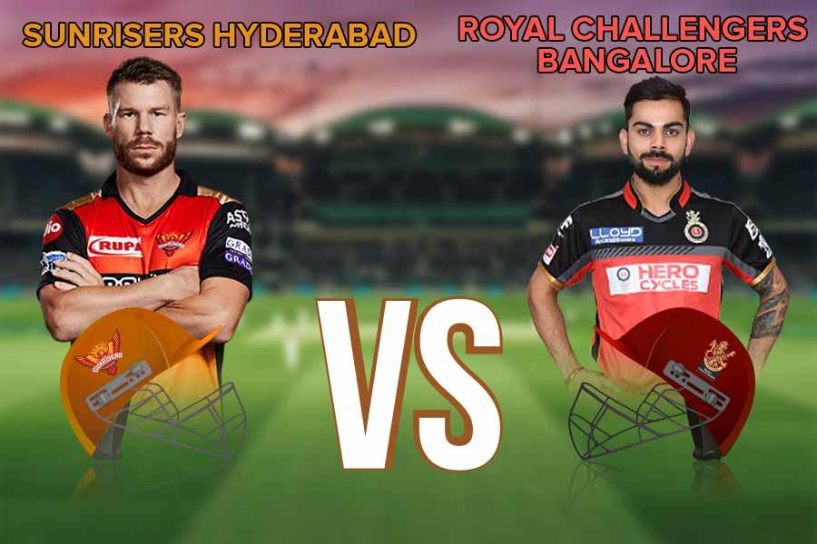 Royal Challengers Bangalore Defeated Sunrisers Hyderabad
