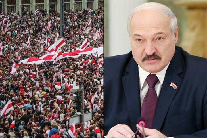 UK to impose sanctions on Belarus