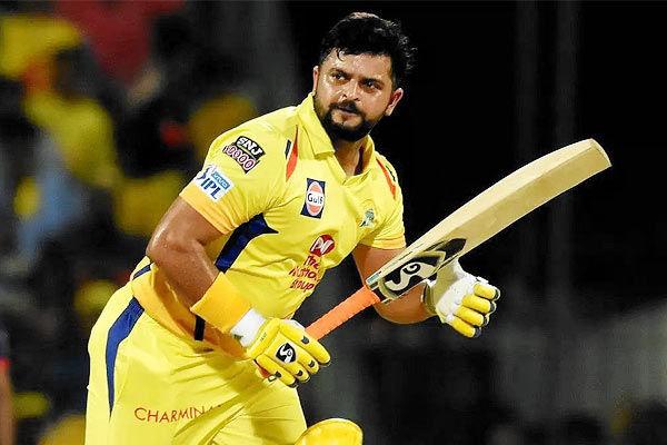 Raina unfollowed Chennai Super Kings