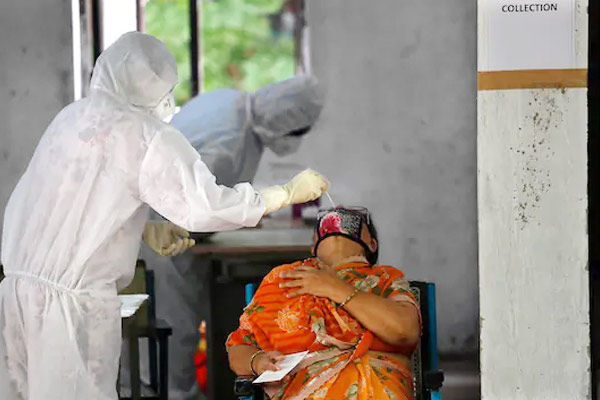 Coronavirus in Mumbai slums