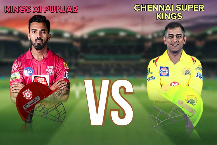 Chennai Super Kings return strongly Kings XI Punjab thrashed by 10 wickets