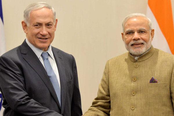 Modi and Netanyahu Discuss on Corona And Solar Energy