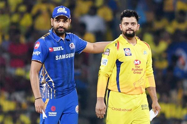 rohit sharma became second most capped player in ipl