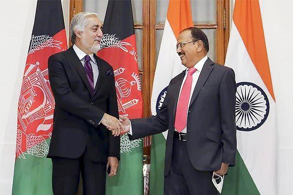 Abdullah Abdulla meets NSA Doval