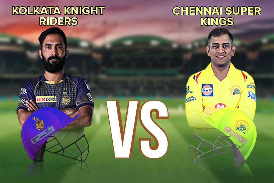 CSK loses to KKR