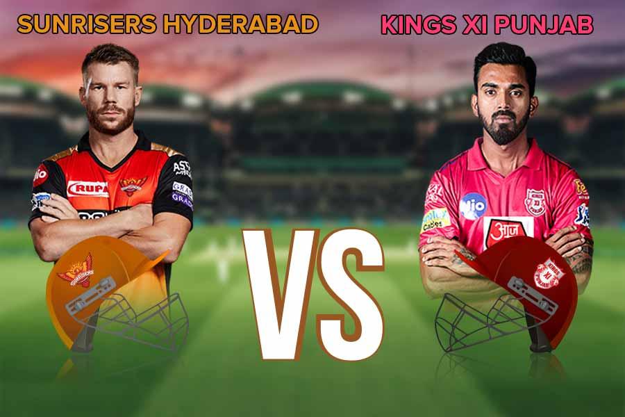 IPL 2020 SRH Vs KXIP Match Report