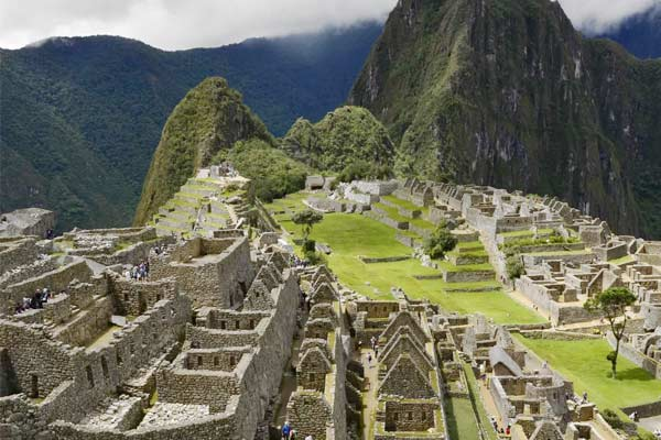 Machu Picchu reopened for one tourist