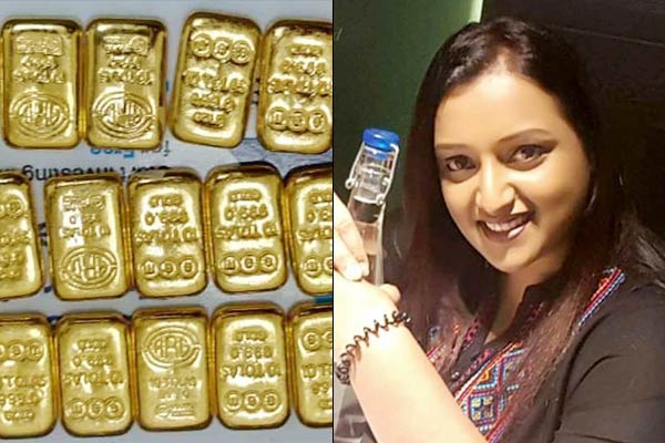 Now Swapna Suresh and Sarit will be arrested in dollar smuggling case