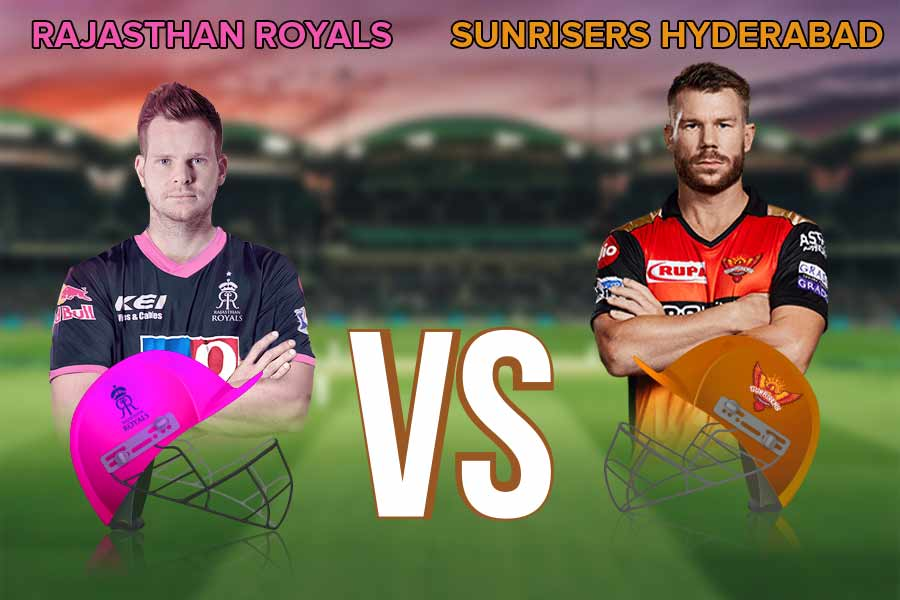 Hyderabad beat Rajasthan by 8 wickets