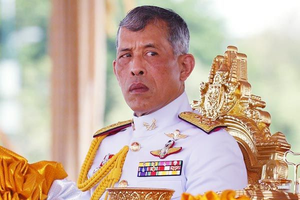 Thailand king rushed to hospital
