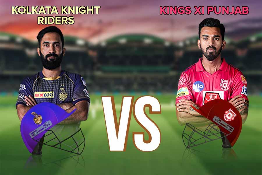 Kings XI Punjabs 5th consecutive win defeating Kolkata Knight Riders by 8 wickets