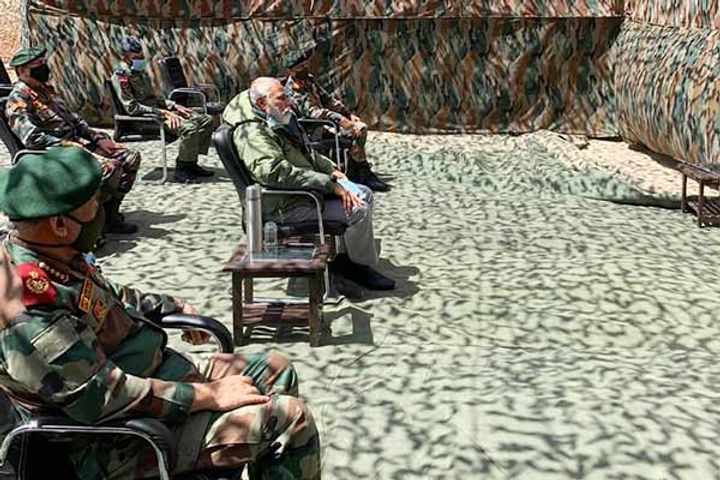 India to get 5 military theatre commands